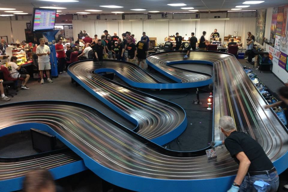 Large slot car tracks for sale slot casinos online