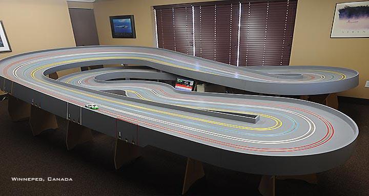 Gerding Fast Tracks - Home Track - Canada