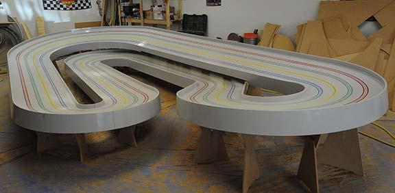 Gerding Fast Tracks - Home Track - Escanaba