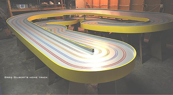 Gerding Fast Tracks - Home Track - Gilbert