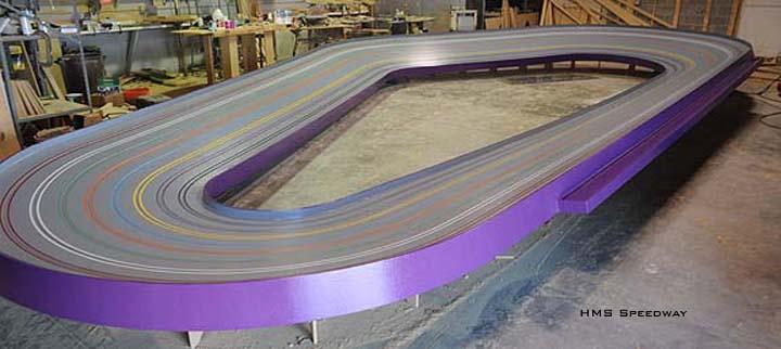 Gerding Fast Tracks - Oval Track - HMS