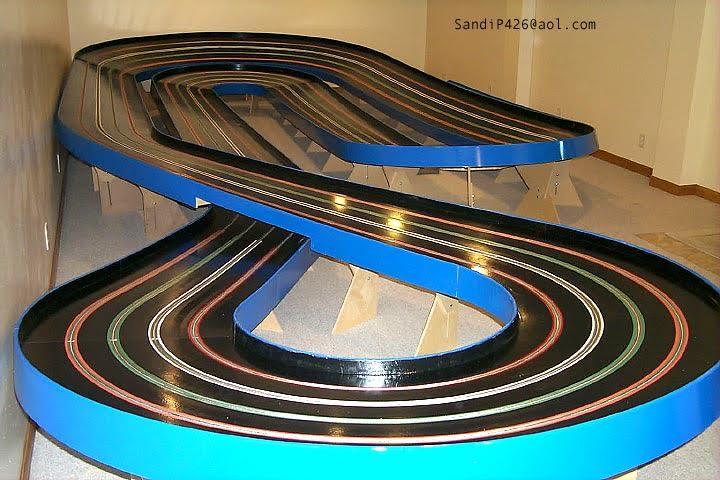 Gerding Fast Tracks - Home Tracks - Sandi