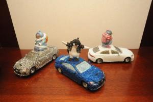Arctic Chase Lexus Slot Cars