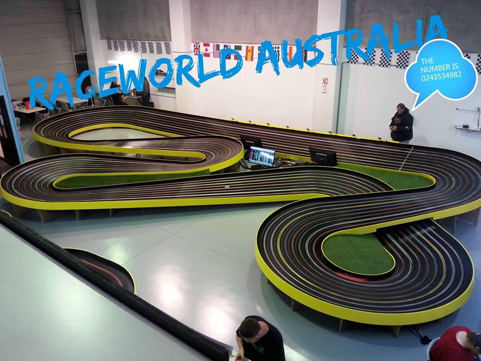 G18 - Raceworld Australia