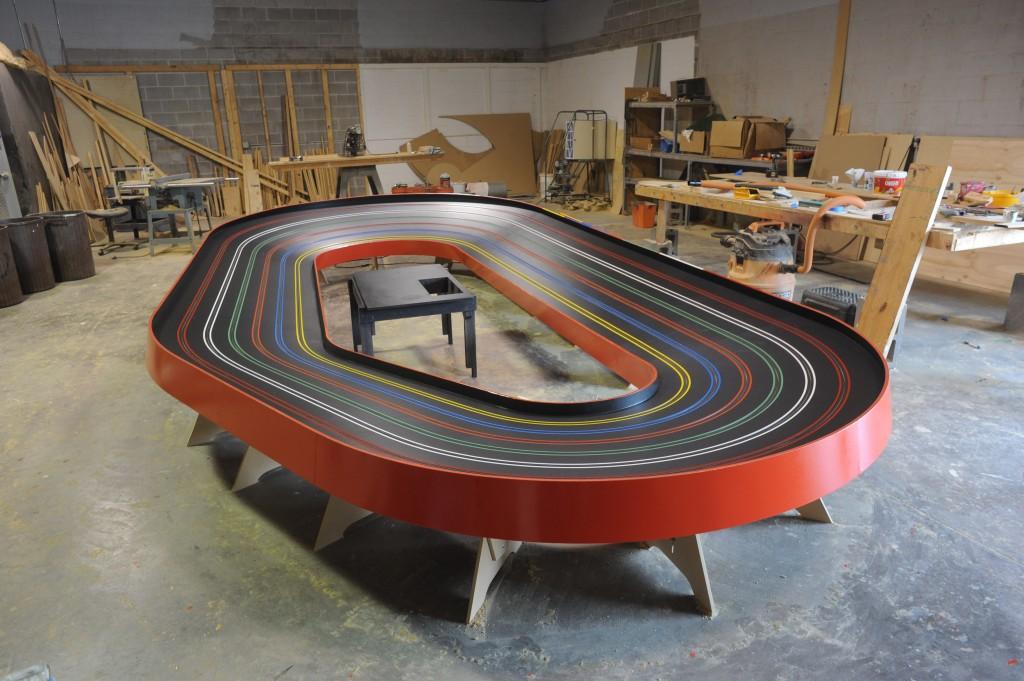 Gerding Fast Tracks - Oval Track