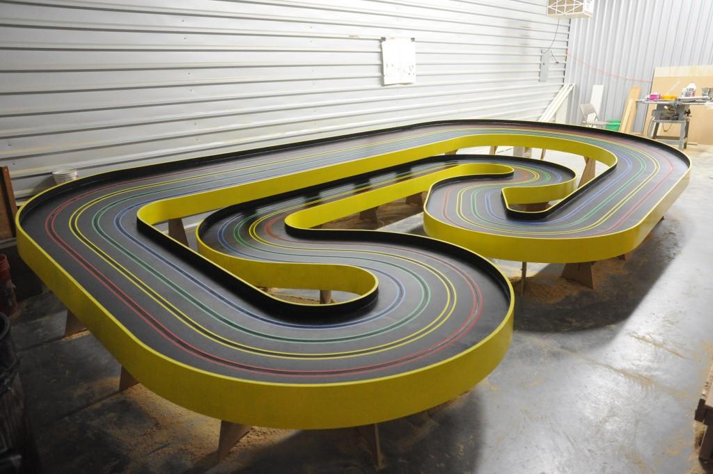 Fast Tracks - Custom / Home Track