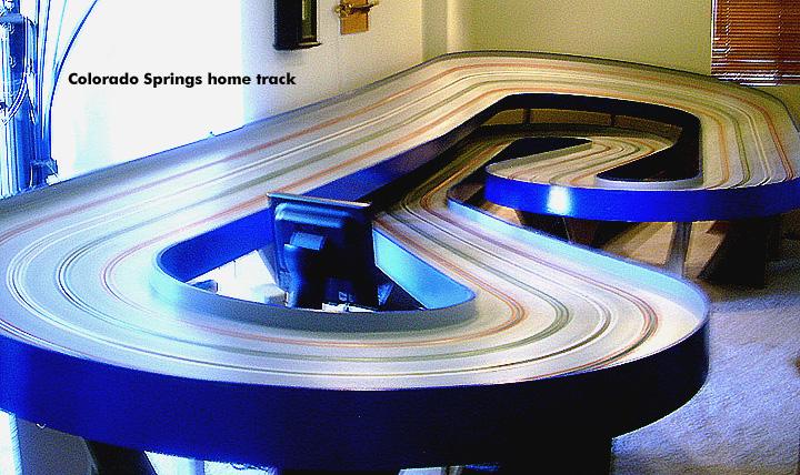 Gerding Fast Tracks - Home Track - Colorado Springs
