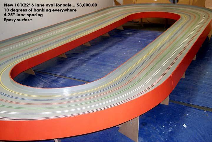 Gerding Fast Tracks - Oval Tracks - Irvington