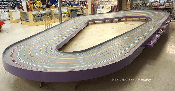 Gerding Fast Tracks - Oval Track - Mid-America